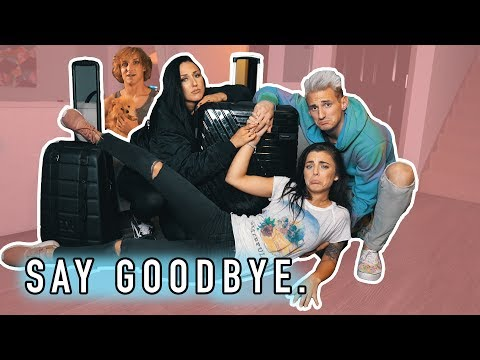 Thumbnail: the girls are leaving... BUT LOGAN IS BACK! (Surprise)