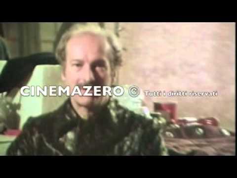 Pier Paolo Pasolini sul set di Salò o le 120 giornate di Sodoma - backstage completo