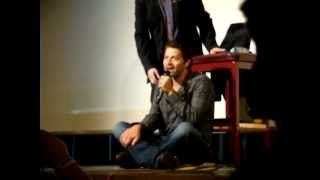 Misha Refuses To Leave The Stage At AE 3
