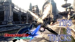 Devil May Cry 4 Special Edition - Dev Team Combos - Vergil 4