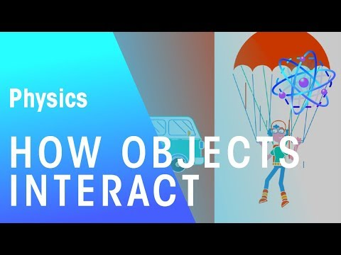 How Objects Interact | Force & Motion | Physics | FuseSchool