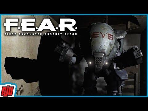 F.E.A.R. Part 7 | PC Horror FPS Game | Gameplay Walkthrough