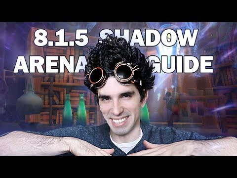 8.1.5 Shadow Priest Arena Guide