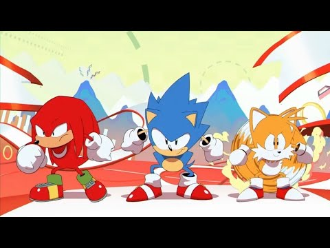 Sonic Mania OST - Friends (Opening Animation/Hyper Potions REMIX)