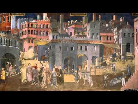 Ambrogio Lorenzetti'nin Palazzo Pubblico Freskleri: İyi ve Kötü Yönetimin Alegorisi ve Etkileri