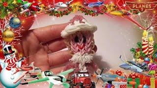 Шапочка для снегурочки из резинок Rainbow Loom, Радужки Rainbow World