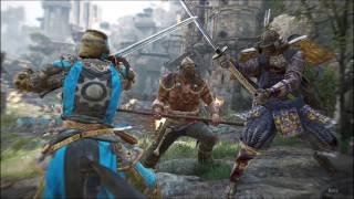 For Honor Beta Gameplay - Tutorial