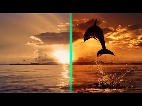 Photoshop: Beautiful Dramatic Sunrise Wallpaper - Tutorial
