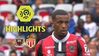 OGC Nice - AS Monaco (4-0) - Highlights - (OGCN - ASM) / 2017-18