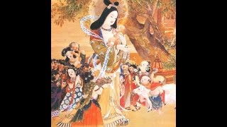 Sadhana Of Yakshini Abhirati and Pingala 大藥叉女歡喜母并爱子成就法