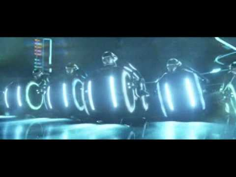Tron Legacy - Separate Ways (VideoClip) By Journey