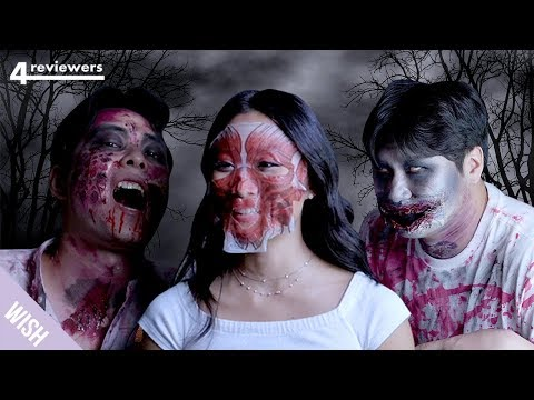 2018 Halloween Scary Makeup Review | PRANK Gone Wrong at Wish