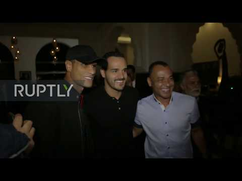 Morocco: Figo, Rivaldo, Eto'o, et al. turn out for star-studded Green March match