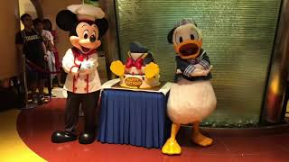 Hong Kong Disneyland celebrate Donald duck 85th Birthday @ HollyWood Hotel