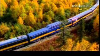 Alaska Luxury Rail Train Vacations,Video