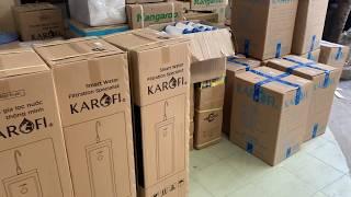 Máy lọc nước RO KAROFI OPTIMUS i2 O-i229/A lõi ORP XẢ KHO 6,450,000đ