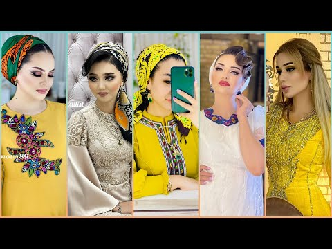 Turkmen koynek fasonlary | Stapel Suzana Atlas fasonlar | fashion style,fasonlar