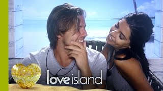 Cara And Nathan's Love Island Journey | Love Island 2016