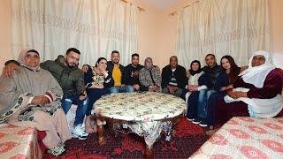 عائلة لالة حادة تحتفل بخطوبة فتاة يتيمة👸