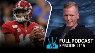 NFL Draft 2020: Chris Simms' Full First Round Mock Draft | Chris Simms Unbuttoned (Ep. 146 FULL)