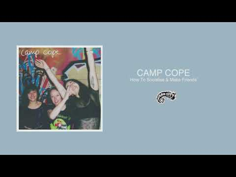 Camp Cope - How To Socialise & Make Friends (Official Audio Video)
