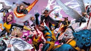 X-Men 1999 Extended ThEme CartOOn