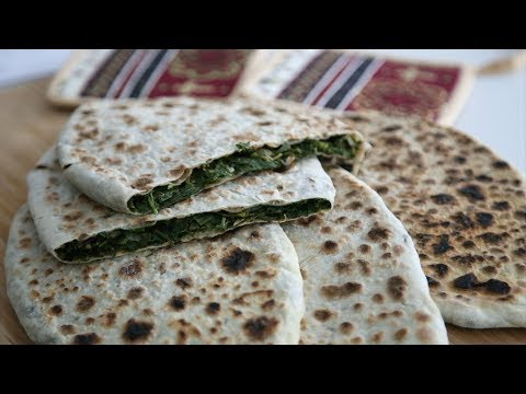 Jingalov Hats Recipe - Armenian Cuisine - Heghineh Cooking Show