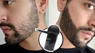 How To Fix / Fill In A Patchy Beard - Product Review. PATCHY BEARD SOLUTION! ✖ James Welsh thumbnail