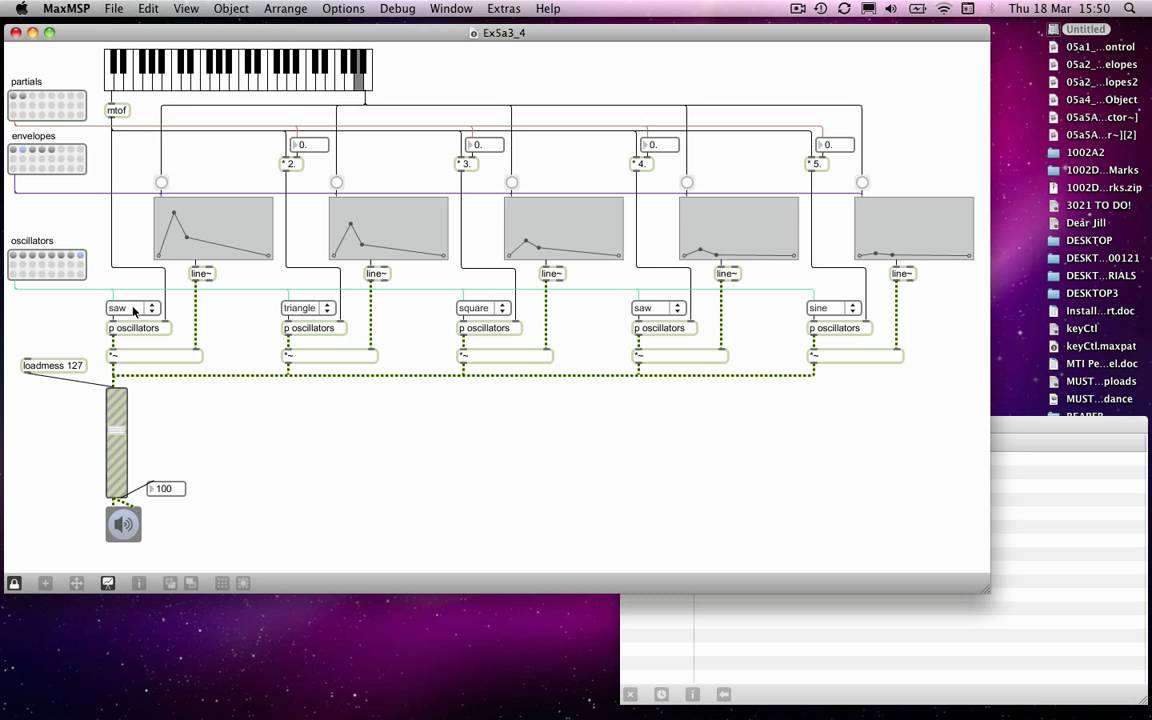 Max msp tutorial 05a7 additive synthesis youtube max msp tutorial 05a7 additive synthesis baditri Gallery