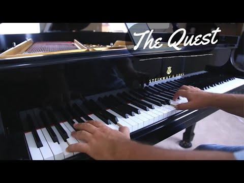 The Quest (The Art Of Piano) David Hicken Piano Solo