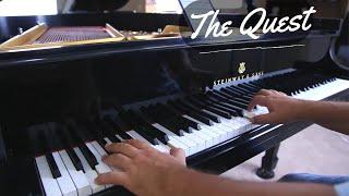 The Quest - David Hicken (The Art Of Piano) Piano Solo
