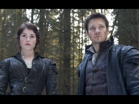 Gemma Arterton & Jeremy Renner - Hansel & Gretel: Witch Hunters Interview HD