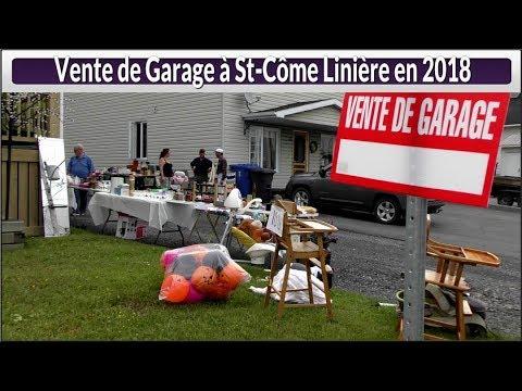 Vente De Garage à St Côme Linière En 2018(Hier@Aujourd`hui)