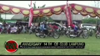 vuclip Aniversary 14 Th CB Club Lampung