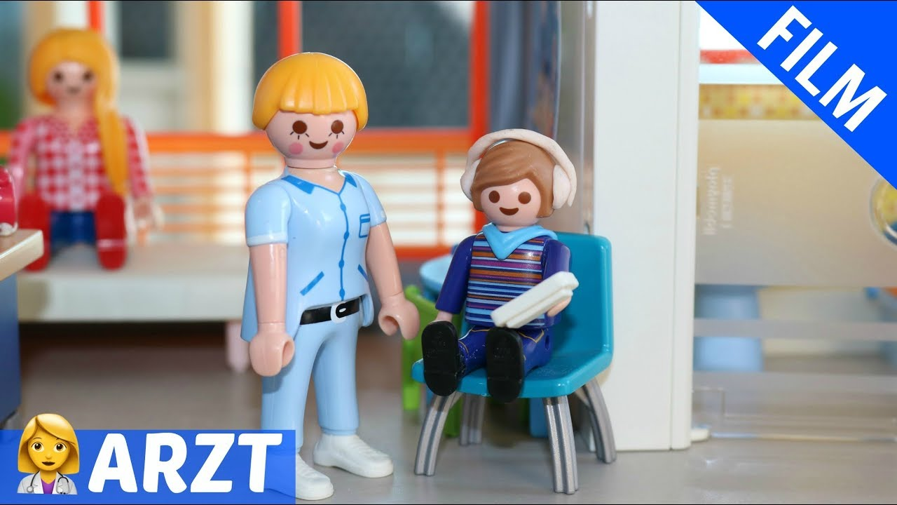 Playmobil Film Deutsch Schuluntersuchung Linus