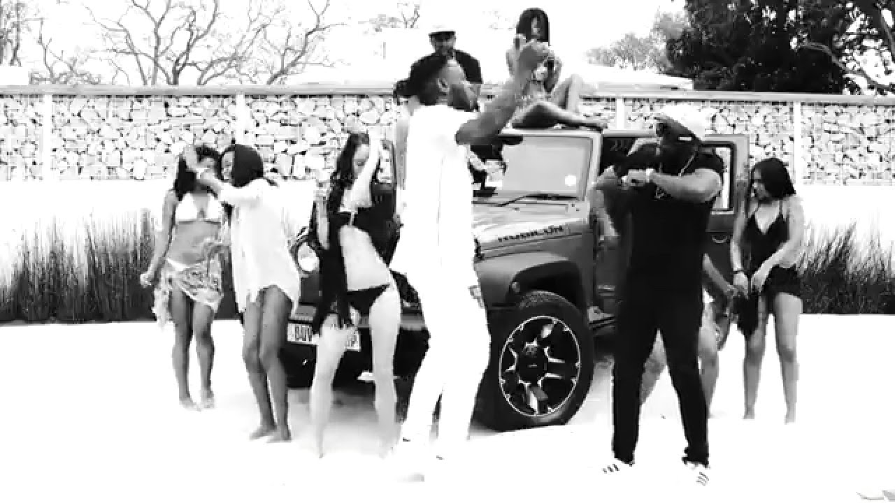 Dj Dimplez ft Burna Boy - CLEAN IN THIS B