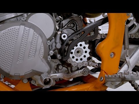 How-To: Change a KTM/Husqvarna Front Sprocket