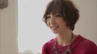 篠田麻里子 MORE CM Mariko Shinoda | MORE commercial ファッション誌...