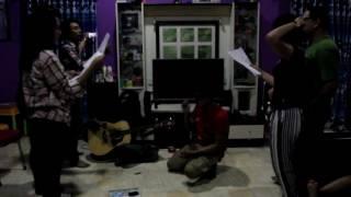 latihan nyanyi lagu dsp gorontalo
