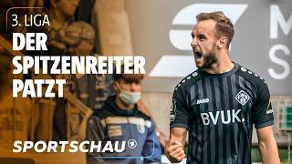 3. Liga: 1. FC Magdeburg - Würzburger Kickers Highlights   Sportschau