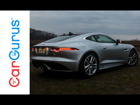 Jaguar F Type S >> 2016 Jaguar F-Type | CarGurus Test Drive Review - YouTube