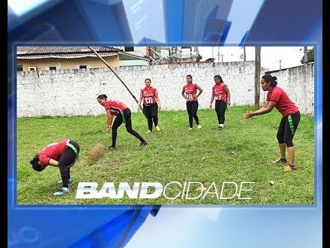 Times femininos de futebol americano em Manaus chamam a atenção