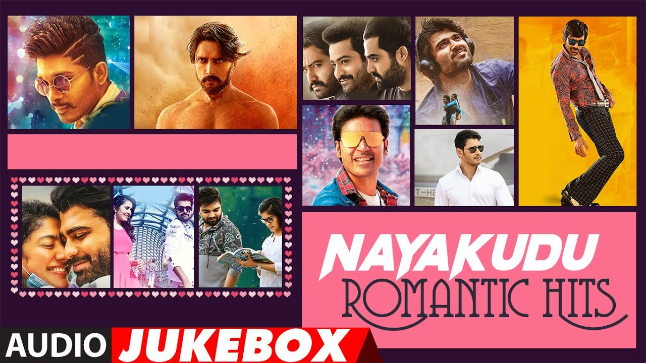 Nayakudu Romantic Hits Audio Jukebox  Tollywood Nayak Love SuperHit