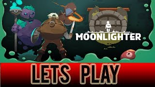 Moonlighter -(3rd Shop Le Retailer) Shopping Is Addicive PS4 Gameplay