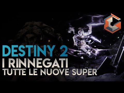 Destiny 2 | I RINNEGATI | Tutte le NUOVE SUPER (DLC Forsaken) thumbnail