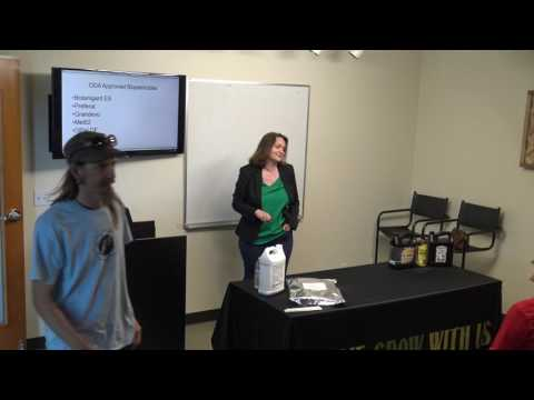 OCG Green Room Live with Moriah LaChapell from Evergreen Growers Supply