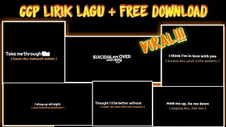 Kumpulan Mentahan Ccp Lagu Free Download Ccp Lagu Viral