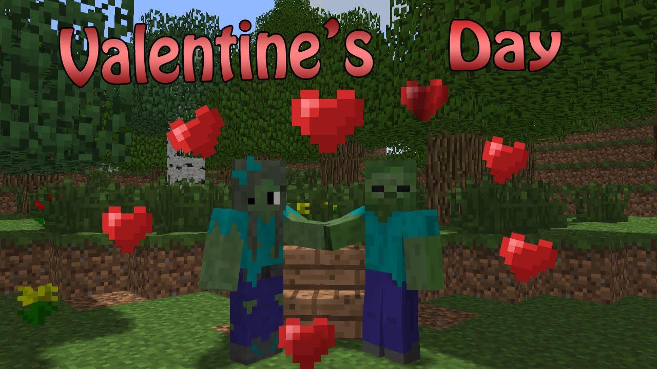 Monster School   Valentineu0027s Day [Minecraft Animation]   YouTube