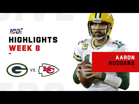 aaron-rodgers-puts-on-a-show-w/-334-total-yds-&-3-tds-|-nfl-2019-highlights