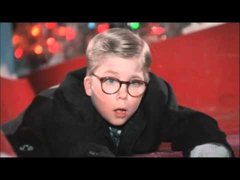 You'll shoot your eye out kid! - YouTube